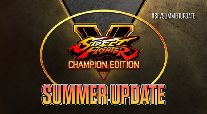 New Characters, Stages and More Hitting Street Fighter V: Champion Edition!