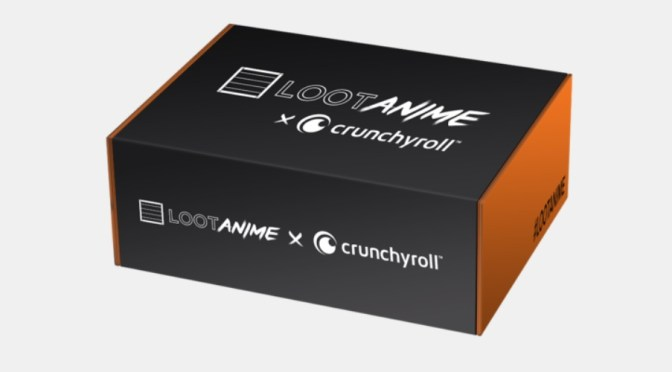 Crunchyroll – Loot Crate Announce Global Partnership to Bring Fans More From Their Favorite Anime