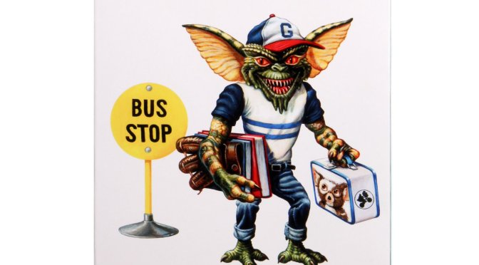 ICYM NECA's  Ultimate Back to School Gremlin update