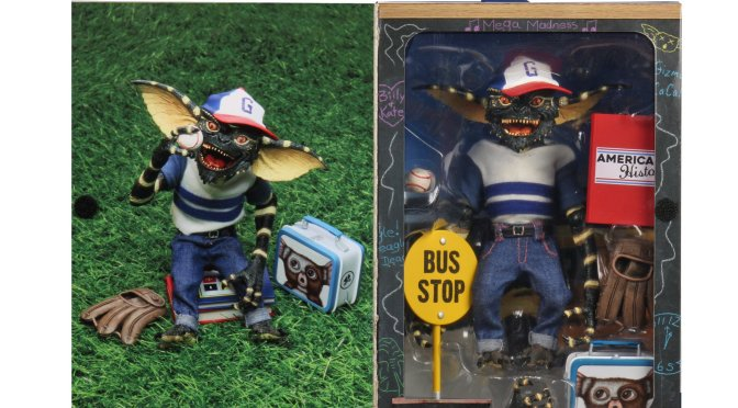 Final packaging photos of the Back to School Gremlins