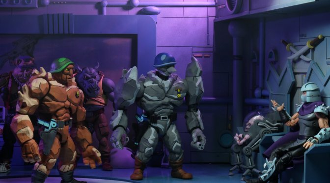 The Teenage Mutant Ninja Turtles have more foes headed their way