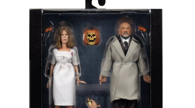 Shipping just in time 8″ Clothed Laurie & Loomis
