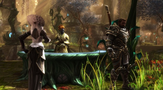 A Storm of Swords: New Kingdoms of Amalur: Re-Reckoning Shows the Path of Might