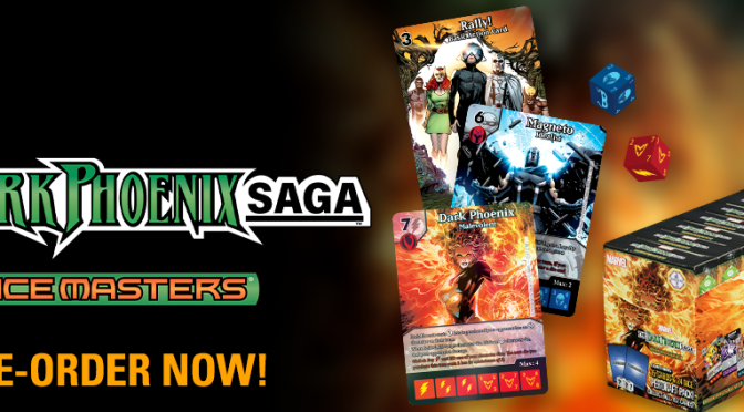 MARVEL DICE MASTERS: THE DARK PHOENIX SAGA