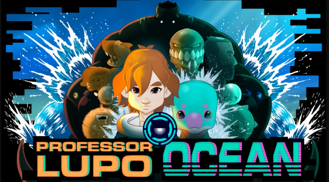 BeautiFun Games have released their amazing Professor Lupo: Ocean soundtrack