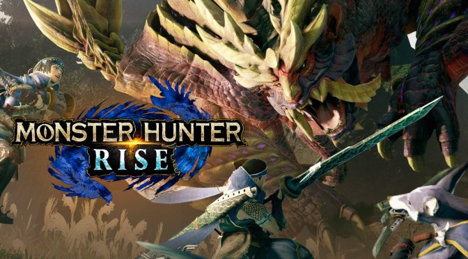 MONSTER HUNTER RISE AND MONSTER HUNTER STORIES 2: WINGS OF RUIN LAND ON NINTENDO SWITCH