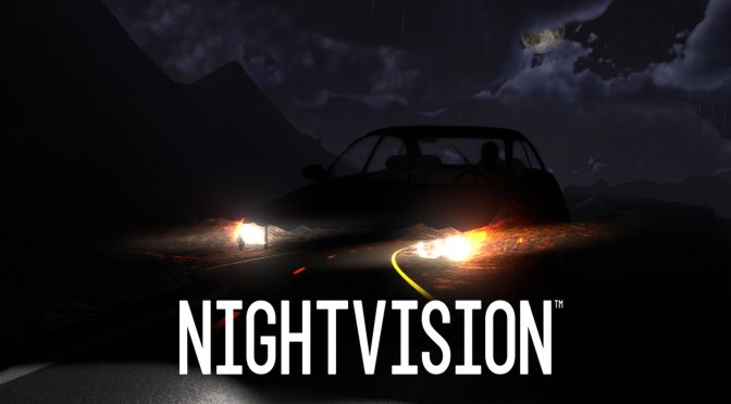 'Road-lite' Nightvision: Drive Forever shifts into gear for launch
