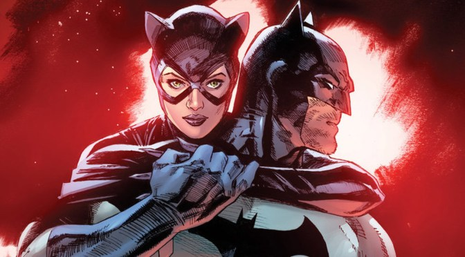 Batman/Catwoman Begins on December 1!