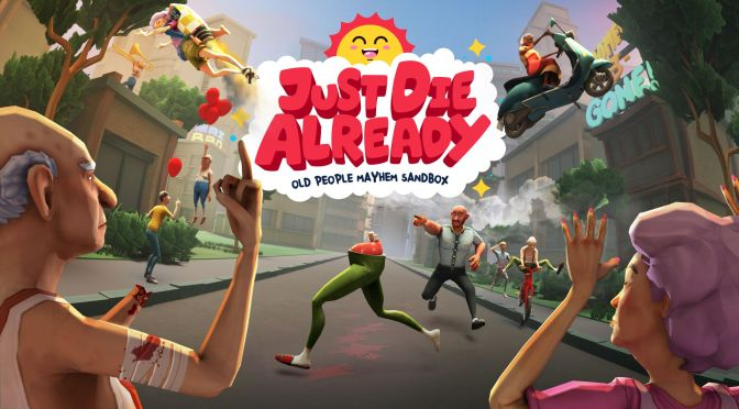 Just Die Already Trailer Hits Web