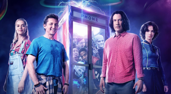 Review: Bill & Ted salvando el universo, el dúo legendario regresa