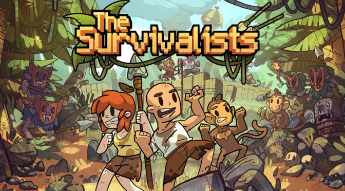 "Reseña. The Survivalist, supervivencia en una Isla ""desierta"""
