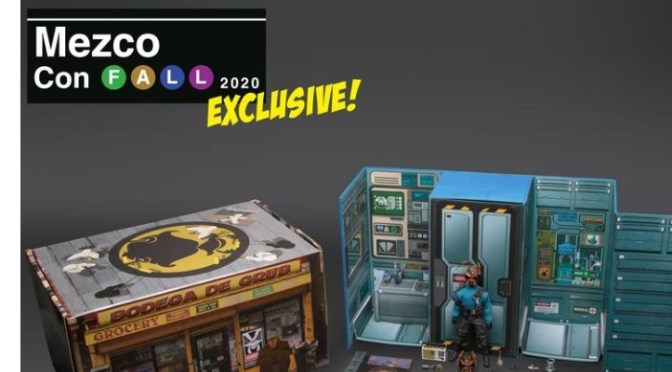 Mezco Con 2020: Fall Edition Bodega Box