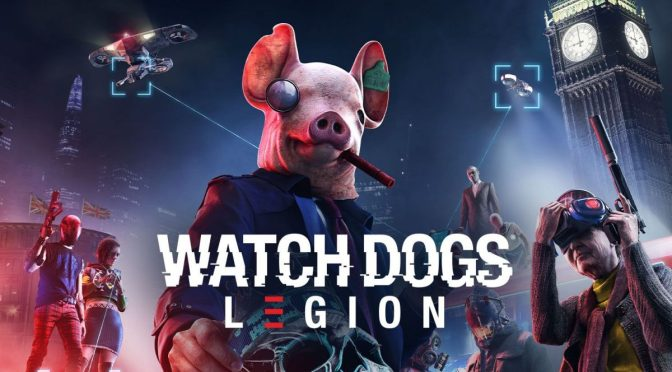 WATCH DOGS: LEGION YA ESTÁ DISPONIBLE
