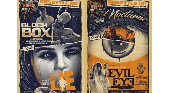 RSVP for Free 'Welcome to the Blumhouse' Watch Parties presented by Fantastic Fest and Fangoria