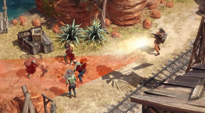 Five Steps to Glory – New Desperados III DLC by THQ (At a great price)