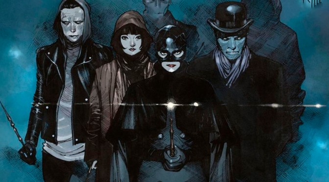 (C506) The Magic Order: Netflix cancela la adaptación del comic de Millar