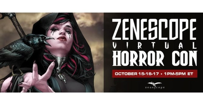 Zenescope Entertainment Hosts Its Most Terrifying Virtual Cosplay Con This Week!