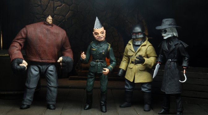 Puppet Master – 7″ Scale Action Figure 2 Packs!