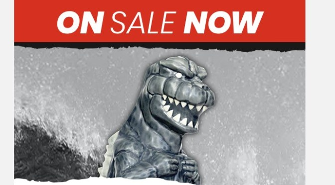 Godzilla 74 Tiki Mug Available For Pre-Order