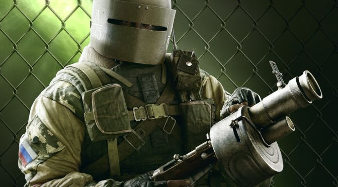 EL REWORK DE TACHANKA DE TOM CLANCY'S RAINBOW SIX® SIEGE YA ESTÁ DISPONIBLE