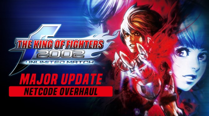King of Fighters 2002 UM Recibe Actualización y Grandes Descuentos