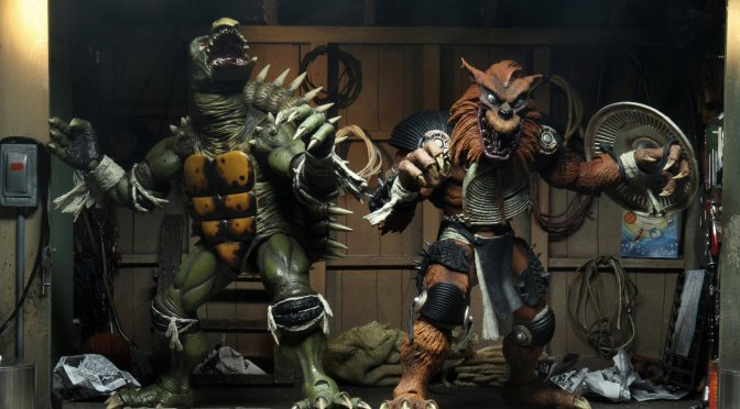TMNT 2: The Secret of the Ooze – Tokka & Rahzar 2 Pack will begin shipping in waves