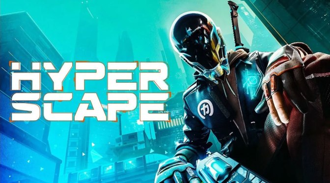 HYPER SCAPE™ LLEGA A EPIC GAMES STORE, CROSSPLAY CON CONSOLAS YA DISPONIBLE