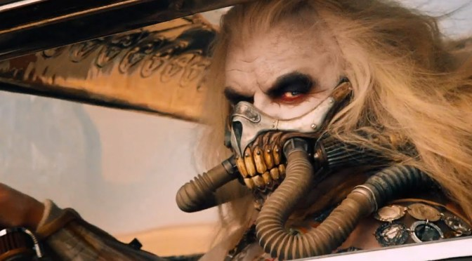 Ha fallecido el actor Hugh Keays Byrne, Immortan Joe y Toecutter en Mad Max