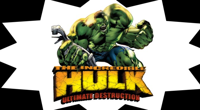 (C506) ¡Clásicos consoleros presenta The Incredible Hulk: Ultimate Destruction!