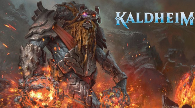 KALDHEIM, EL NUEVO SET DE MAGIC: THE GATHERING YA ESTÁ DISPONIBLE EN MTG ARENA