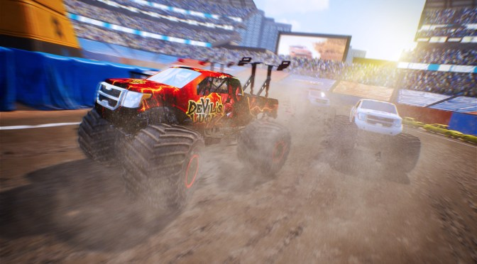 MONSTER TRUCK CHAMPIONSHIP: THE MOST SPECTACULAR RACING SIM ARRIVES ON NEXT-GENERATION CONSOLES!