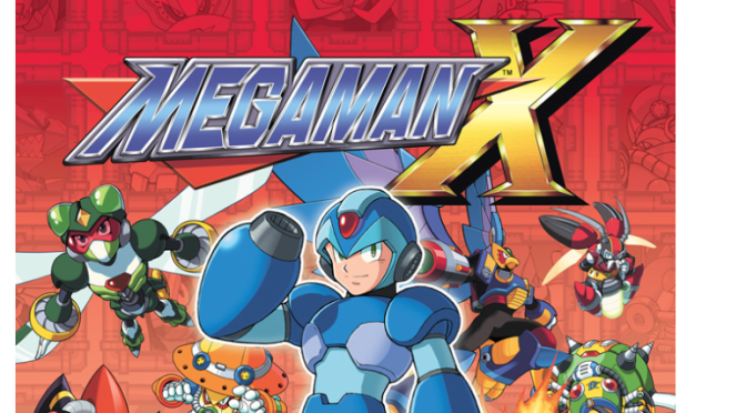 MEGA MAN X: MAVERICK HUNTER'S FIELD GUIDE To Be Released by UDON Entertainment