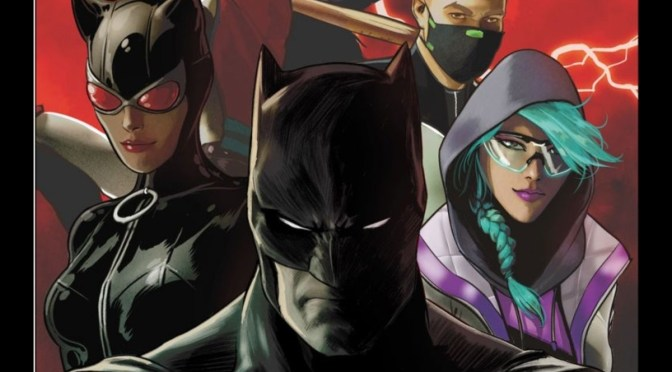 Batman/Fortnite: Zero Point llega a México en abril