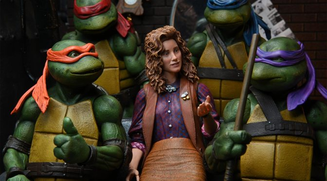 NECA is capping off Judith Hoag's AprilinApril takeover by launching pre-orders