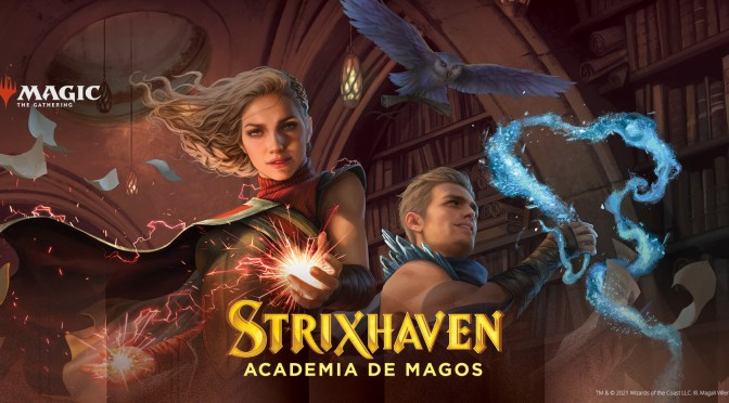 LAS CLASES DE MAGIA HAN COMENZADO CON STRIXHAVEN: ACADEMIA DE MAGOS EN MAGIC: THE GATHERING ARENA