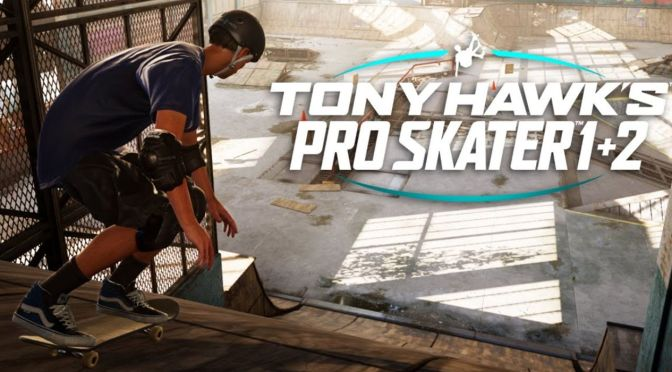 Revisión de Tony Hawk's Pro Skater 1 + 2 PS5