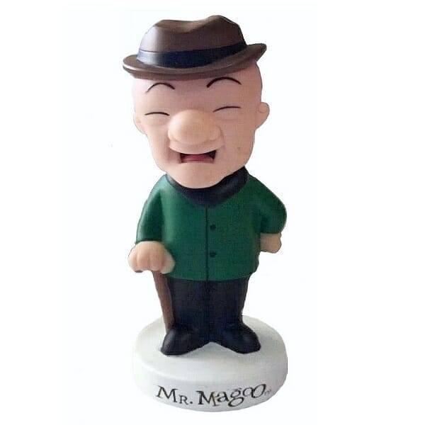Mr Magoo Bobblehead