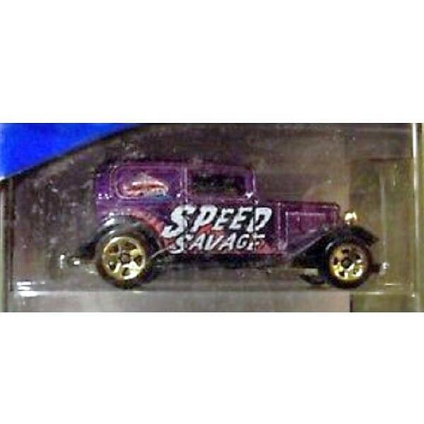 Sideshow Hot Wheels Pack 54447 Speed Savage Car