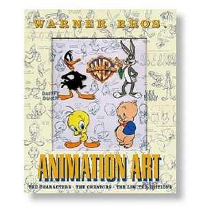 WB Animation Art Book