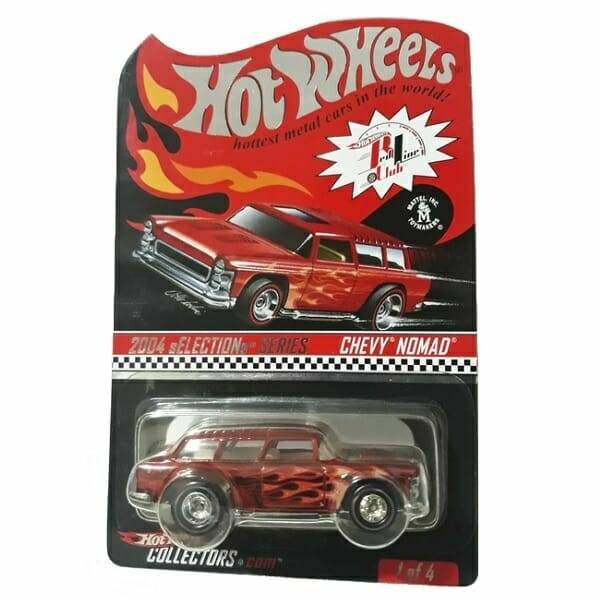 Hot Wheels Redline Nomad