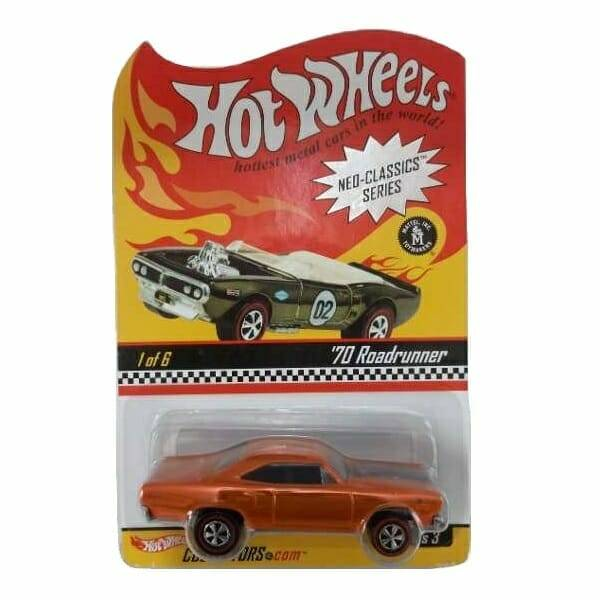 Hot Wheels Redline Road Runner