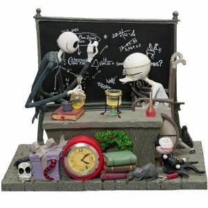 Nightmare Before Christmas Desk Clock