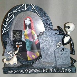 Nightmare Before Christmas Frame