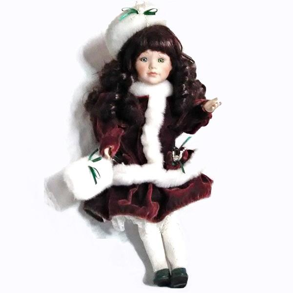 Christmas Holiday Doll collectible