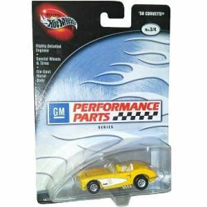 58 Corvette Hot Wheels