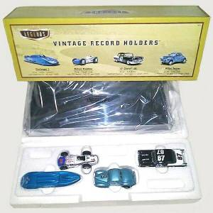 Hot Wheels Vintage Legends Set