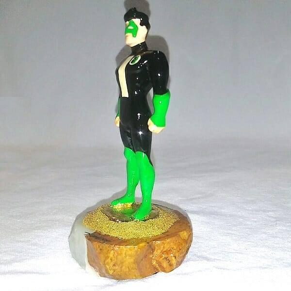Green Lantern Figurine 2241