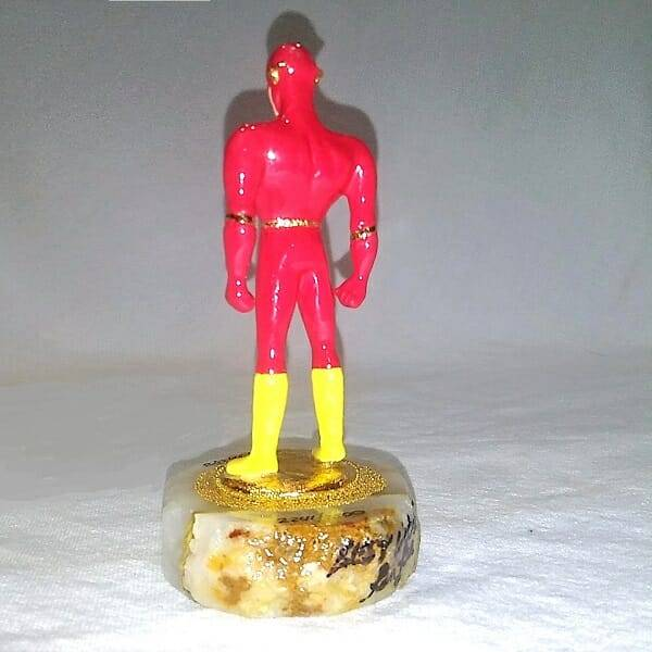 Flash Figurine Edition 2241 back view