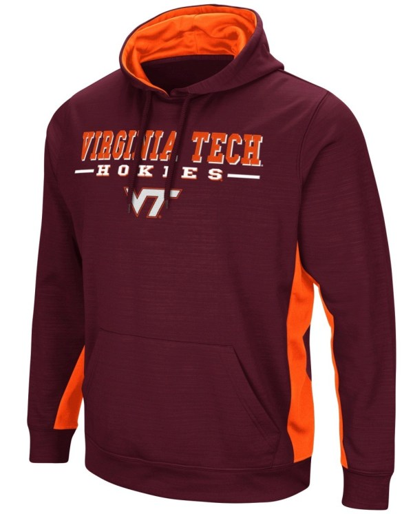 "Virginia Tech Hokies Ncaa ""big Upset"" Men' Pullover"