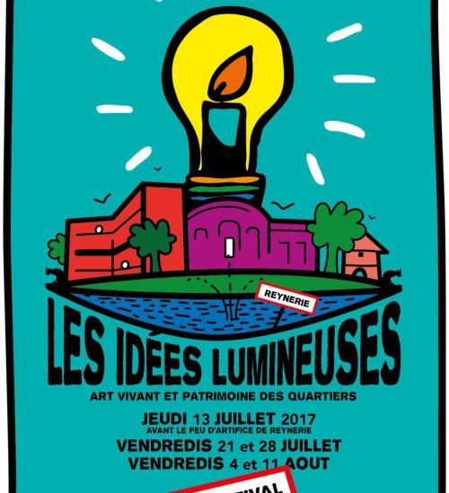 On y sera : Le Festival des idées lumineuses